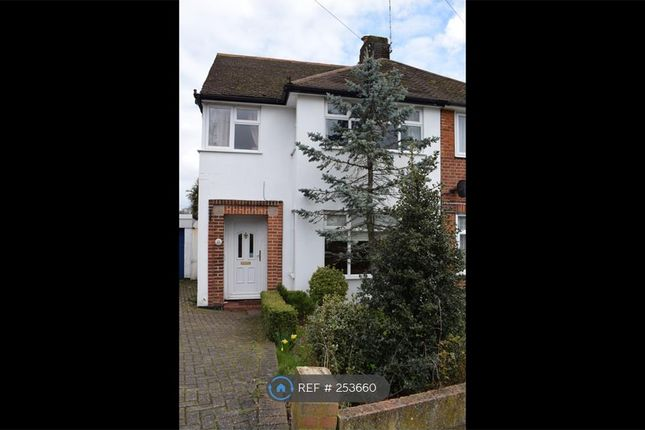 Thumbnail Semi-detached house to rent in North Drive, Orpington