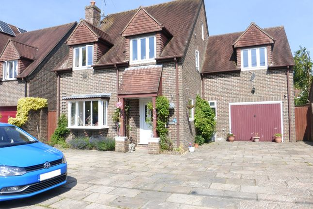 Thumbnail Detached house for sale in Whatcombe Lane, Winterborne Whitechurch, Blandford Forum