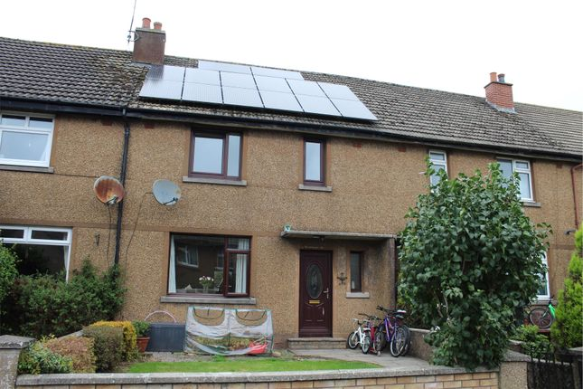 Thumbnail Terraced house for sale in 9 Kirkland Road, Terregles, Dumfries