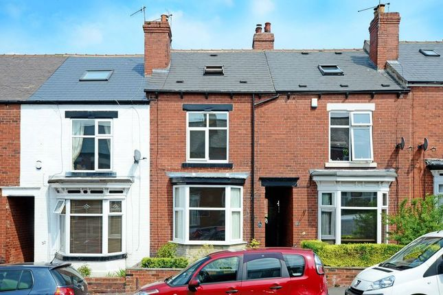 Thumbnail Terraced house for sale in Chatfield Road, Sheffield