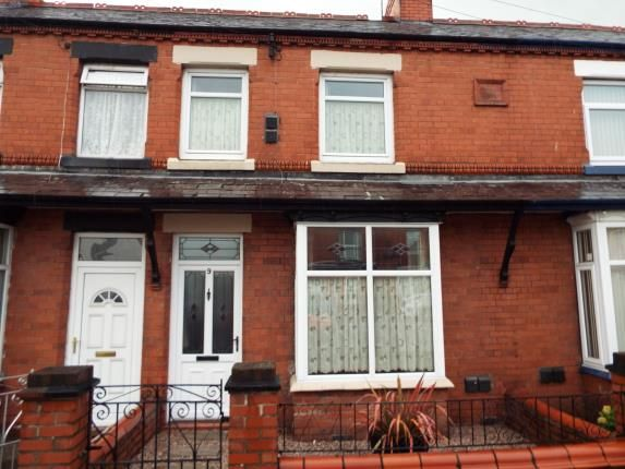 Thumbnail Terraced house for sale in Chester Road West, Queensferry, Deeside, Flintshire