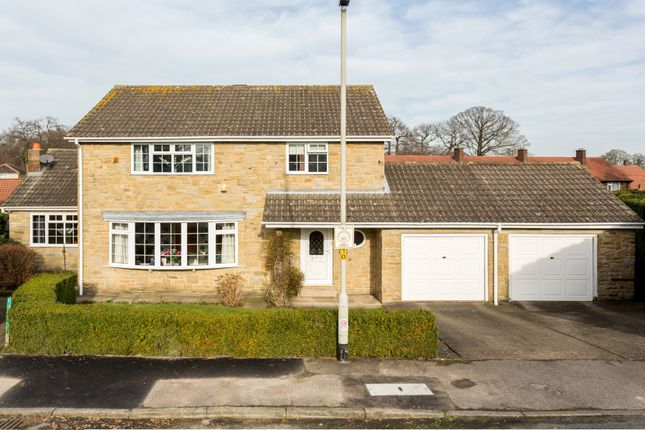 Thumbnail Detached house for sale in Ladywell Road, Boroughbridge, York
