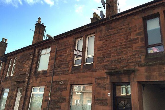 Thumbnail Flat to rent in Elmbank Street, Bellshill, North Lanarkshire