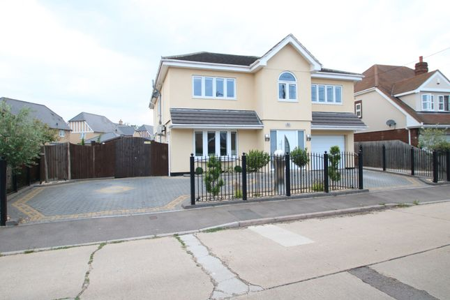 Thumbnail Detached house for sale in Main Road, Tower Park, Hullbridge, Hockley