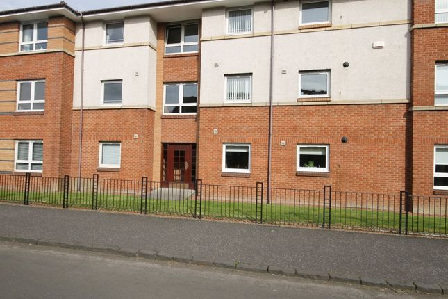 Thumbnail Flat for sale in 18 Anderson Court, Wishaw