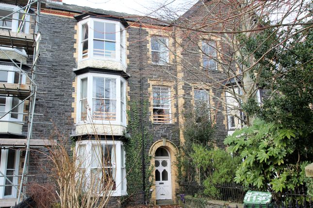 Thumbnail Terraced house to rent in Caradog Road, Aberystwyth
