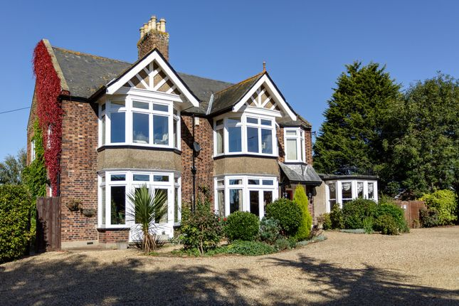 Thumbnail Detached house for sale in Malthouse Crescent, Heacham, King's Lynn