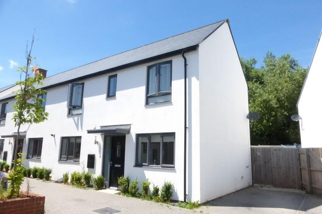 3 bed property to rent in Milbury Farm Meadow, Exminster, Exeter