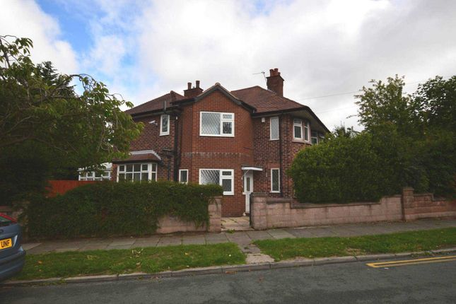 Thumbnail Semi-detached house to rent in Norbury Avenue, Bebington, Wirral