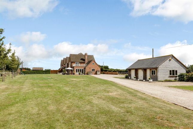 Thumbnail Country house for sale in Campden Road, Clifford Chambers, Stratford-Upon-Avon, Warwickshire