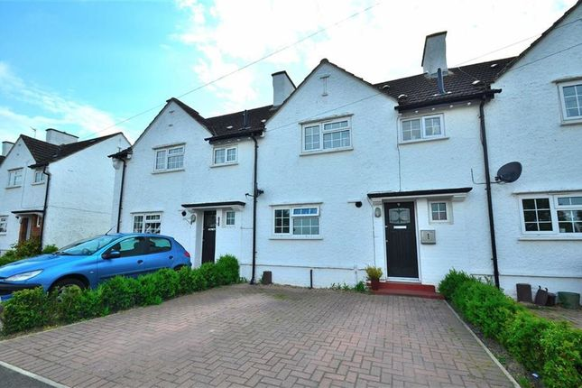Thumbnail Terraced house for sale in Derwent Road, Henlow