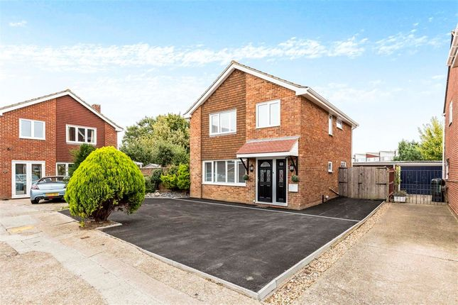 Thumbnail Detached house for sale in Spithead Avenue, Gosport