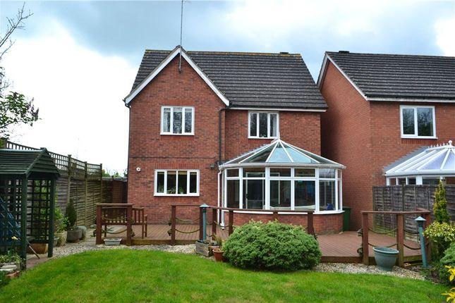 Thumbnail Detached house for sale in Little Pittern, Kineton, Warwick