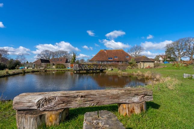 Thumbnail Detached house for sale in Iwood Lane, Rushlake Green, East Sussex