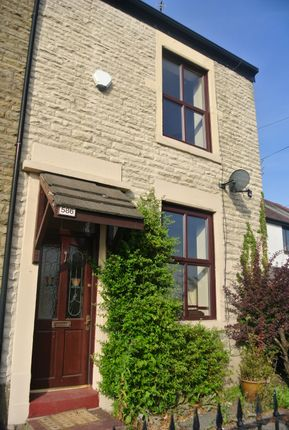Thumbnail End terrace house to rent in Whitworth Road, Rochdale