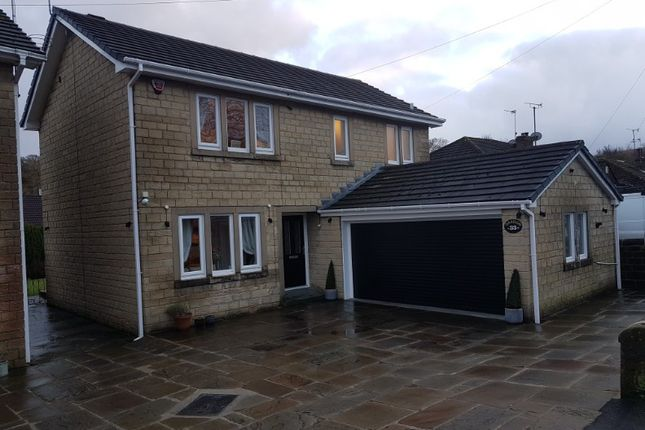 Thumbnail Detached house for sale in Halifax Road, Bradford, West Yorkshire