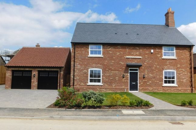 Thumbnail Detached house for sale in Plot 50, 31 Hill Close, Brington, Huntingdon