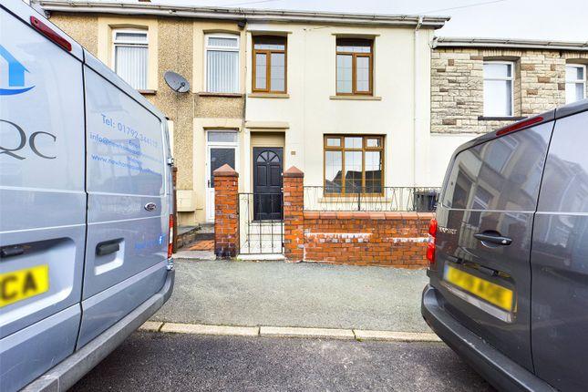 2 bed terraced house to rent in Glanhowy Street, Scwrfa, Tredegar, Blaenau Gwent NP22