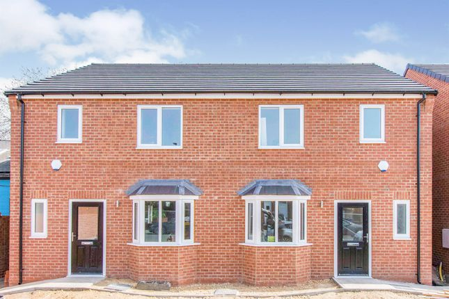 Thumbnail Semi-detached house for sale in Oswin Avenue, Balby, Doncaster