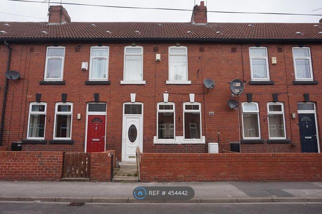 Thumbnail Terraced house to rent in West Street, Pontefract