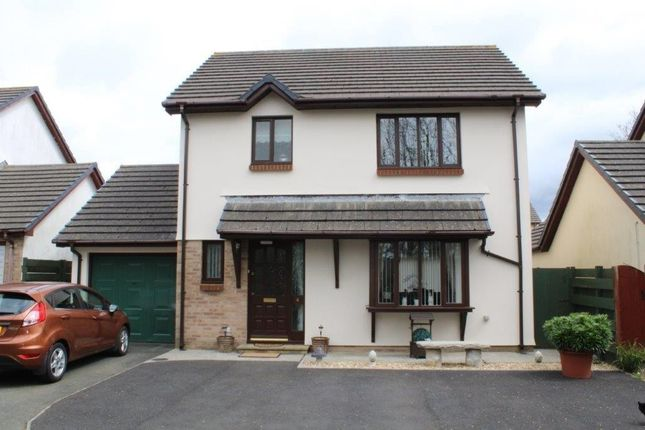 Thumbnail Detached house for sale in Hermitage Grove, Haverfordwest