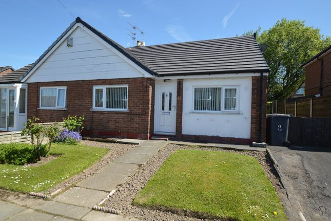 2 bed semi-detached bungalow for sale in Colinwood Close, Sunnybank, Bury