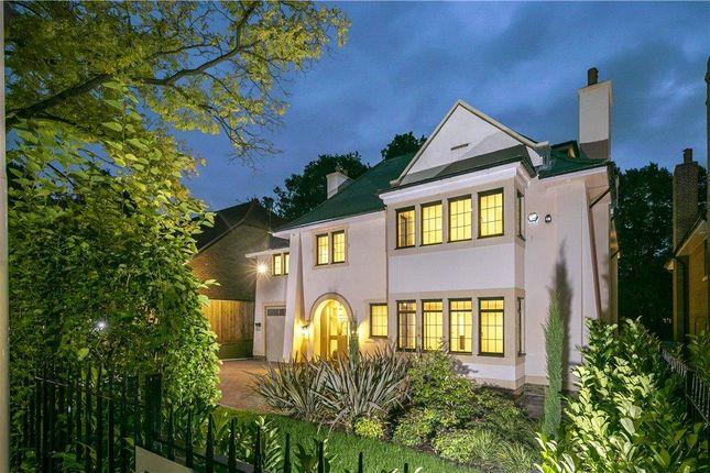 Thumbnail Detached house to rent in Ellerton Road, London
