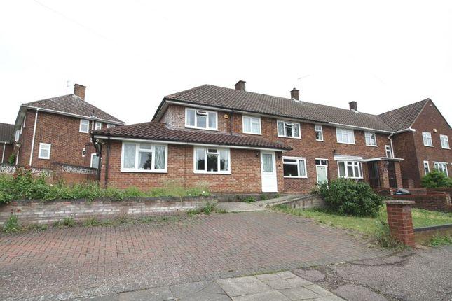 Thumbnail Semi-detached house to rent in Fairacre, Hemel Hempstead