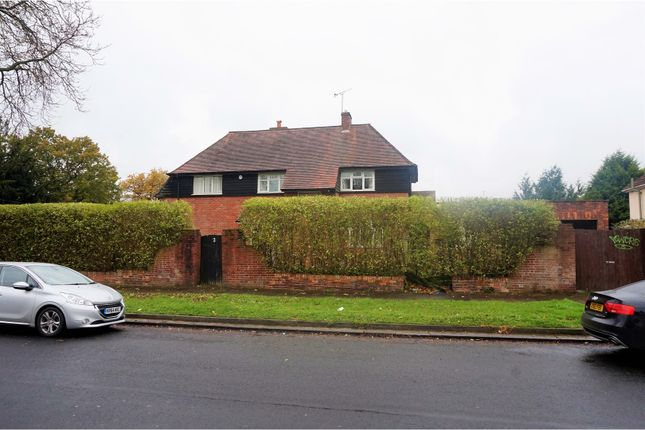 Thumbnail Detached house for sale in Lindsworth Approach, Birmingham