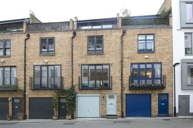 Thumbnail Mews house for sale in North Mews, Bloomsbury