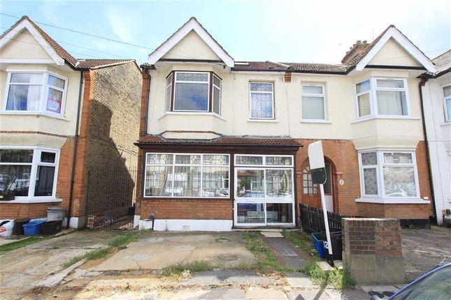Thumbnail End terrace house for sale in Cavenham Gardens, Ilford, Essex