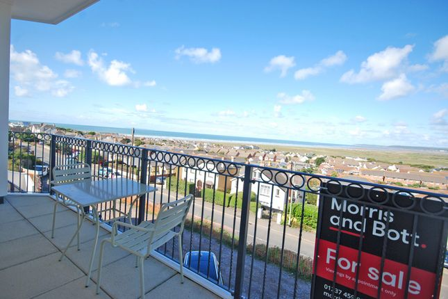Thumbnail Flat for sale in Atlantic Way, Westward Ho, Bideford