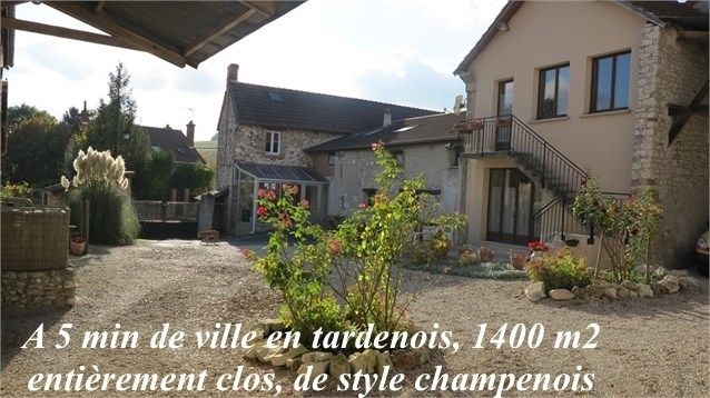 Thumbnail Barn conversion for sale in Champagne-Ardenne, Marne, Ville En Tardenois