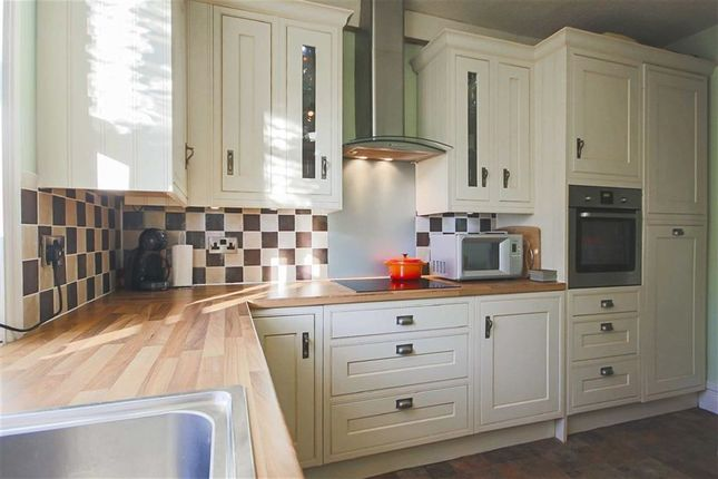 Thumbnail End terrace house for sale in Tunstead Road, Stacksteads, Bacup