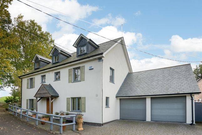 Thumbnail Detached house for sale in Bascote, Southam, Warwickshire