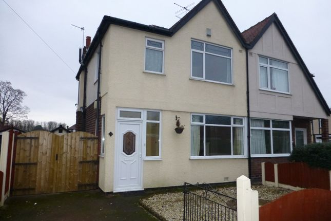 Thumbnail Semi-detached house to rent in Howick Park Avenue, Penwortham, Preston