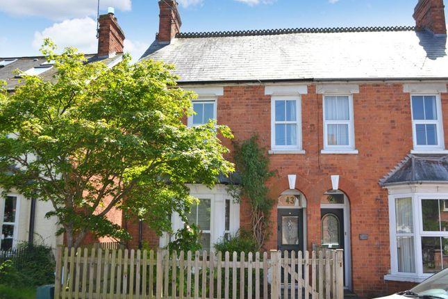 Thumbnail Semi-detached house to rent in York Road, Newbury, Berkshire
