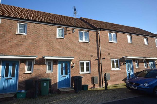 Thumbnail Terraced house to rent in Northolt Way Kingsway, Quedgeley, Gloucester