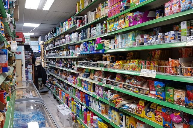 Thumbnail Retail premises for sale in Goodmayes Road, Ilford