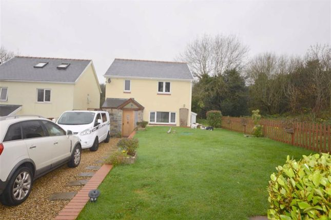3 bed detached house for sale in 15, Clos Yr Ysgol, Stepaside, Kilgetty SA67