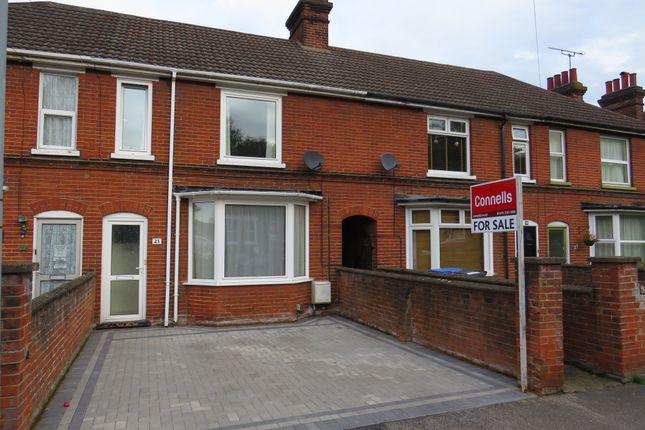 Terraced house for sale in Grange Road, Ipswich