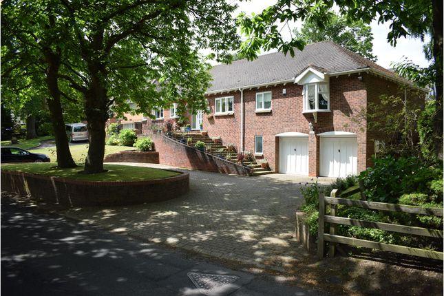 Thumbnail Detached house for sale in Chapel Lane, Ravenshead