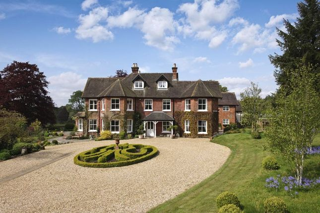Thumbnail Detached house for sale in Fritham, Lyndhurst, Hampshire
