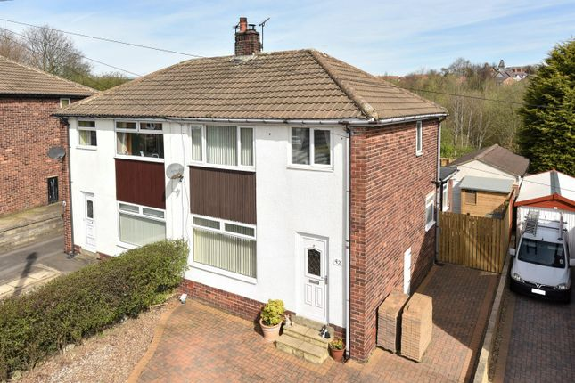 Thumbnail Semi-detached house for sale in Church Street, Yeadon, Leeds