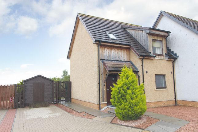 Thumbnail Semi-detached house for sale in Harbour View, Invergordon