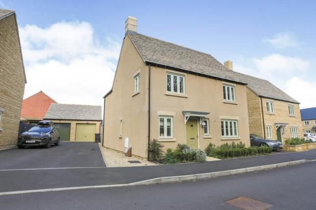 Thumbnail Detached house for sale in Valetta Way, Moreton-In-Marsh