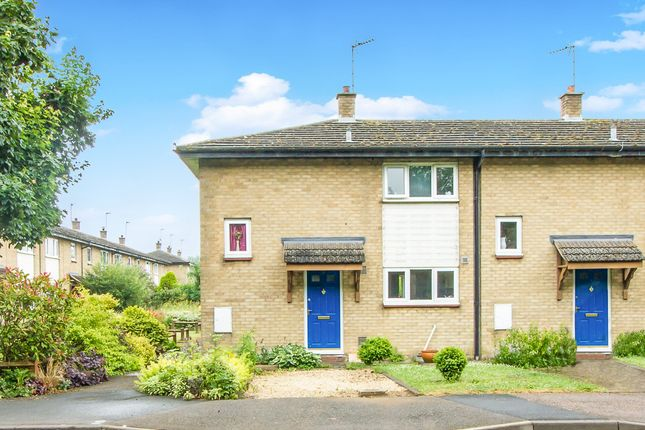 Thumbnail Terraced house for sale in Hampden Court, Southam, Warwickshire