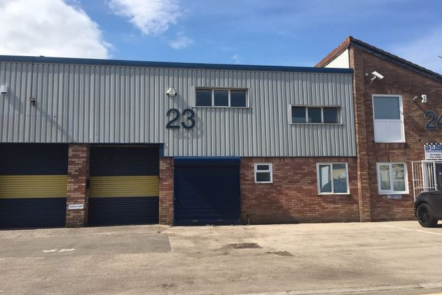 Thumbnail Industrial to let in Unit 23 Ard Business Park, Polo Grounds Industrial Estate, Pontypool