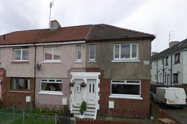 Thumbnail Terraced house to rent in Coalhall Avenue, Motherwell, North Lanarkshire