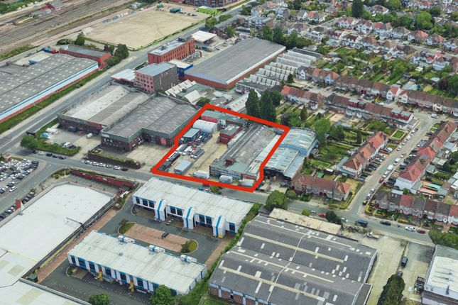 Thumbnail Warehouse for sale in Humber Road, Cricklewood